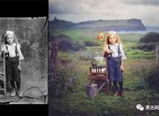 最新影楼资讯新闻-老照片如何修复 这才是PS修复老照片的*高境界!