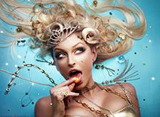 最新影楼资讯新闻-Aleksey&Marina 数码摄影作品欣赏 Omega宣传日历