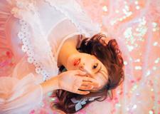最新影楼乐虎娱乐平台新闻-Pink Day 粉色少女风私房写真作品