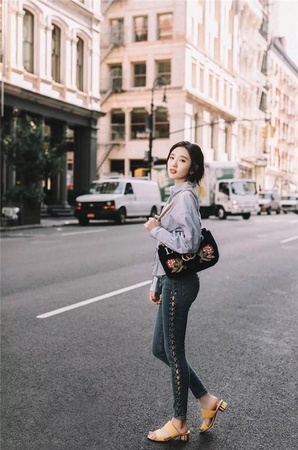 摄影师林海音:成长的背后 我一直都在努力奔跑