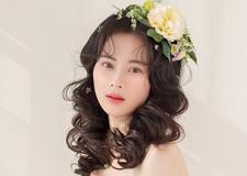 最新影楼资讯新闻-优雅森系新娘造型 打造纯净气质的小仙女