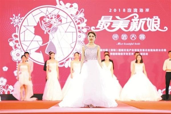 玫瑰海岸婚纱定制服务联盟抢占1.8亿市场