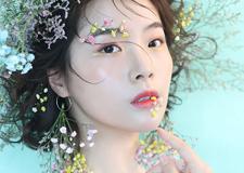 最新影楼资讯新闻-2018超时尚甜心新娘妆容造型