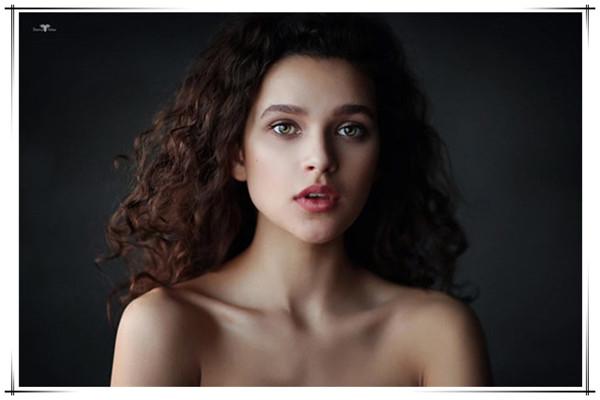 优雅唯美的人像摄影,你喜欢么?