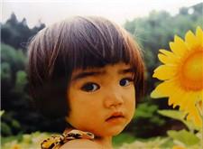 最新影楼资讯新闻-每年儿童节都霸屏微博的未来酱儿童写真 现在都长大了