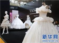 最新影楼资讯新闻-国际品牌扎堆中国婚博会 *****大婚纱礼服品牌落户武汉