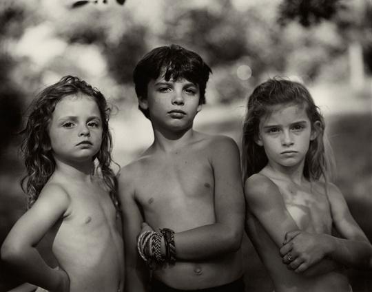 女性影像纪Sally Mann:摄影是我与子女强烈的连结