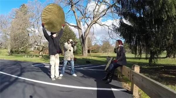 人像摄影必修课之反光板使用技巧