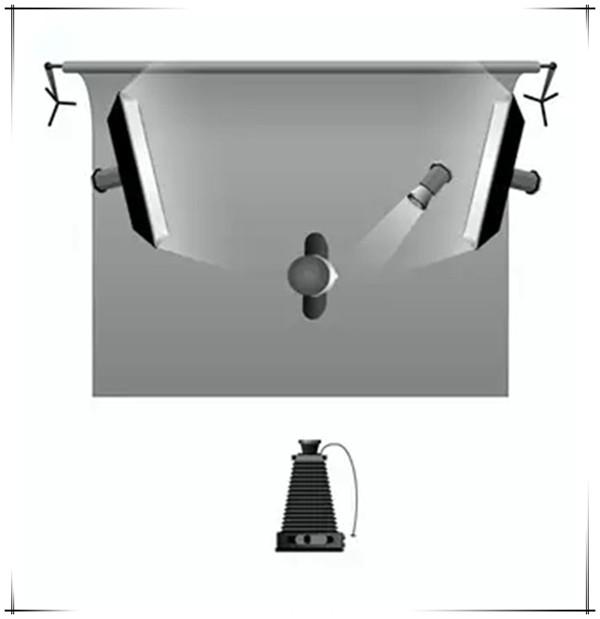打光手法—黑白人像摄影的拍摄(附光位图)