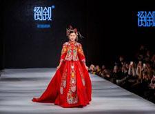 """最新影楼资讯新闻-上海婚纱周新品发布会——""""一袭嫁衣,原创的力量"""""""