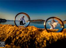 最新影楼资讯新闻-当你没有灵感的时候,不如来看看这些婚礼照片!
