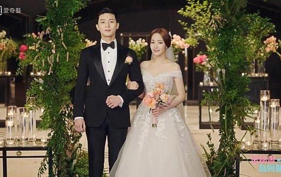 《金秘书》朴敏英靠这三点,经典示范韩式新娘造型!