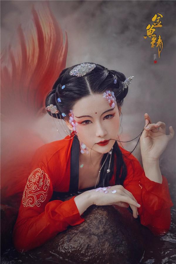 金鱼精 西游记百妖录――魅惑金鱼精