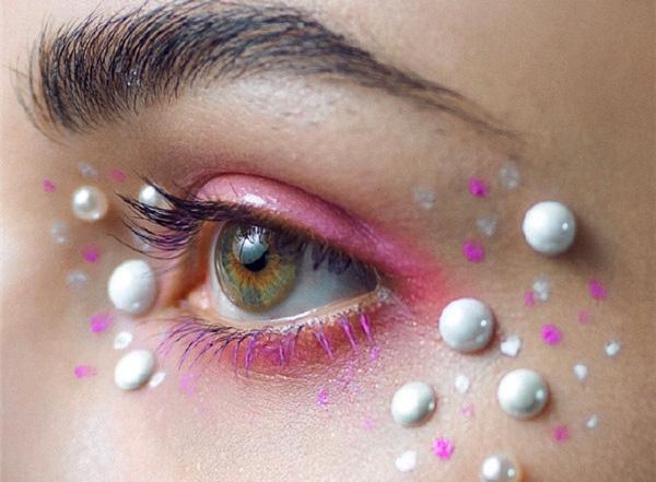 最新影楼资讯新闻-创意眼妆打造唯美妆效