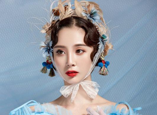 最新影楼资讯新闻-唯美新娘白纱轻复古造型