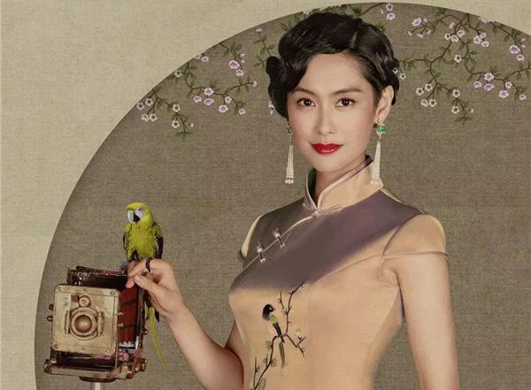 最新影楼资讯新闻-一袭旗袍几许情,印尼鬼才摄影师镜头下的中国风同样醉人