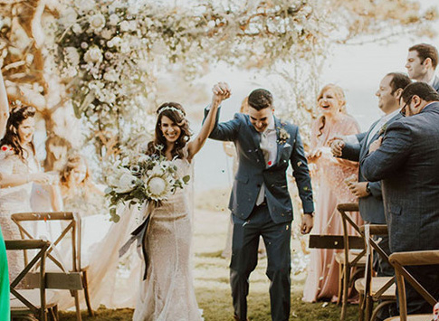 最新影楼资讯新闻-氛围十足的波西米亚风婚礼实拍