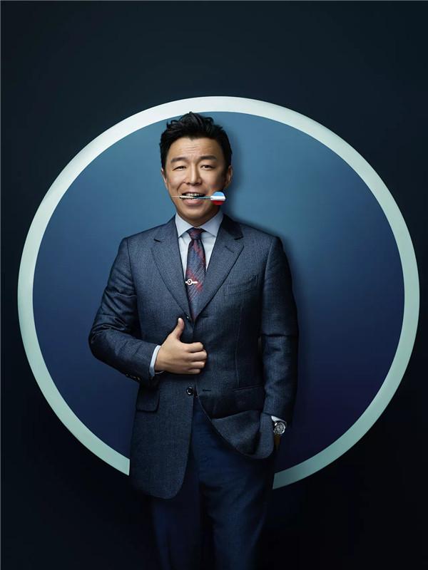 精修商业人像:时尚先生黄渤