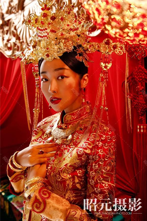 昭元摄影杜海萍:化妆就像是魔法,普通人也能变明星