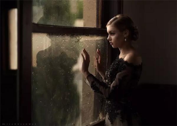 经典摄影:停留在你的窗边的浪漫