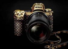 最新影楼资讯新闻-***奢华 尼康将推LV限量款Z7相机?