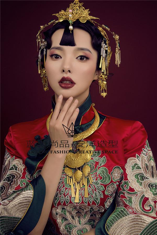 古装写真造型妆发欣赏