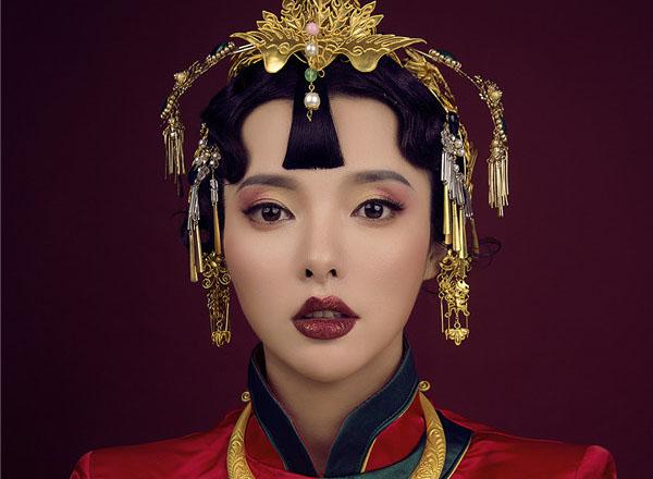 最新影楼资讯新闻-古装写真造型妆发欣赏