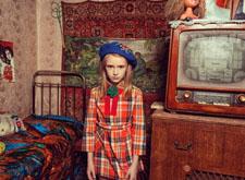 最新影楼澳门赌厅网址消息-特性时髦儿童摄影 复古浓郁的复古气质