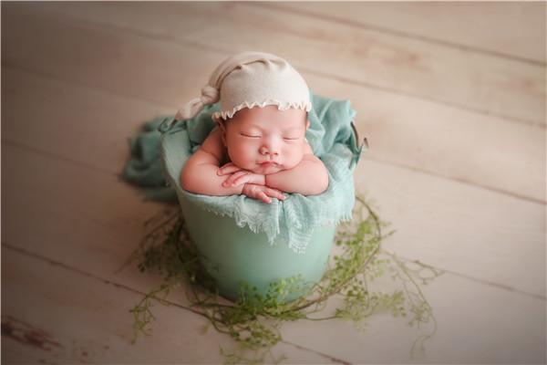 专访新生儿摄影师桃子