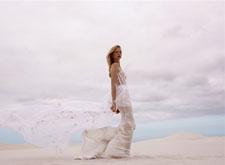 最新影楼资讯新闻-来自纽约婚纱时装周超美的婚纱礼服