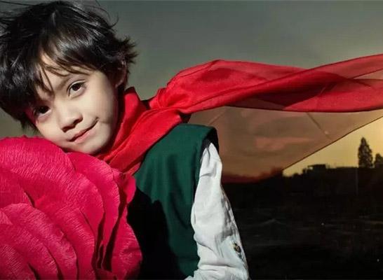 最新影楼资讯新闻-摄影教程:小王子和他的玫瑰花