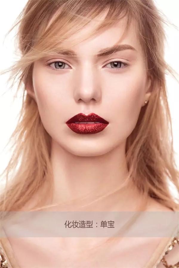 不容忽略的唇妆,要么裸,要么色!