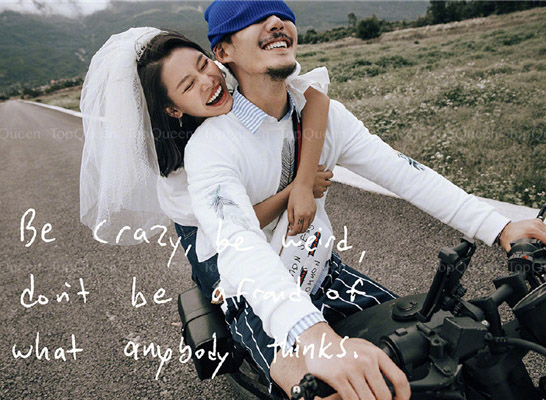 最新影楼资讯新闻-情侣旅拍写真:向往和你一起的自由生活