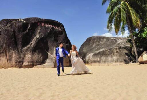 中国婚纱摄影旅拍行业首次在三亚集结盛事