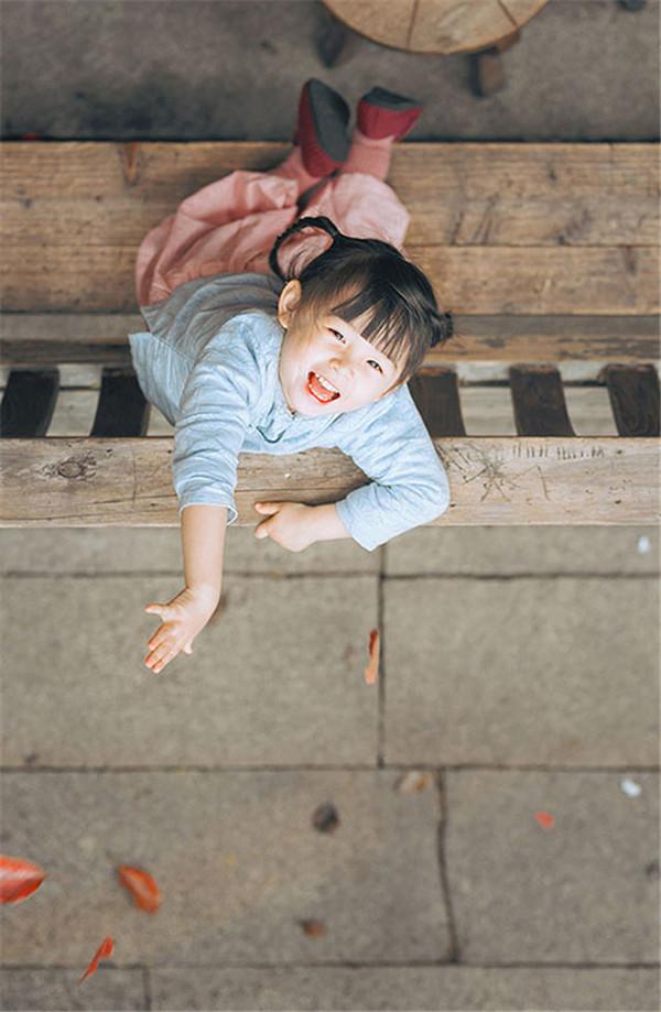 自然风格儿童摄影拍摄详解