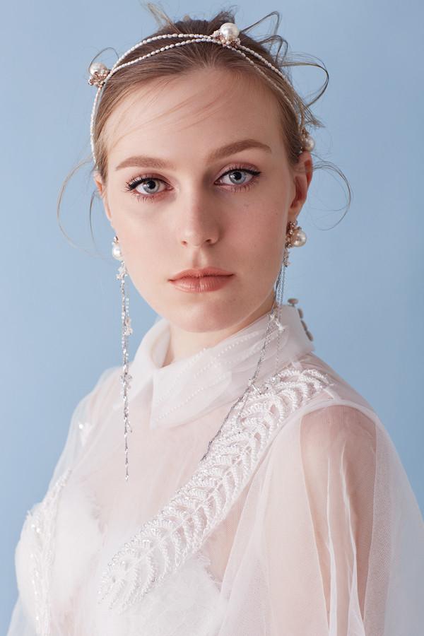 公主妆,淡雅妆容的升级版