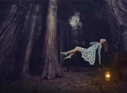 最新影楼资讯新闻-PS教程:合成森林里的沉睡精灵场景