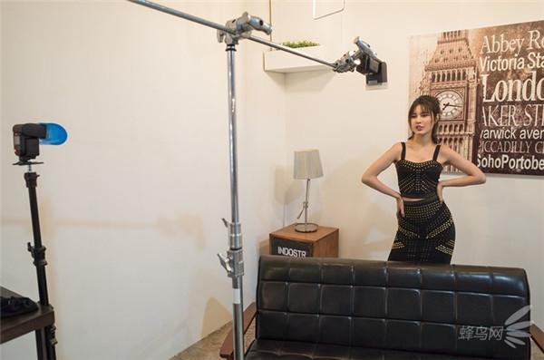 魅力光影:索尼闪光灯与商业人像摄影