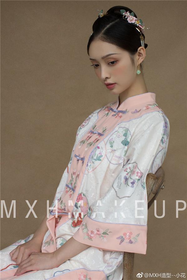 2019 New style X 新中式新娘造型