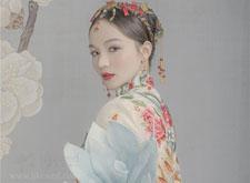 最新影楼资讯新闻-秀禾服、马来卦,中式新娘造型欣赏