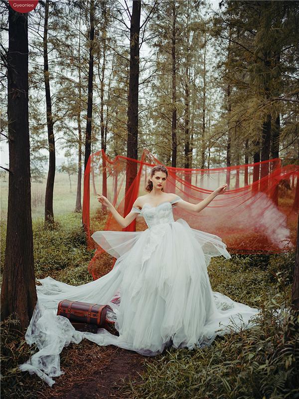 欧美另类婚纱摄影