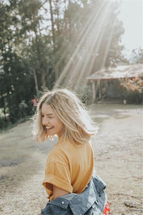 人像摄影中如何利用好美好的自然光线