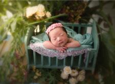 最新影楼资讯新闻-天使的降临,新生儿摄影作品赏析