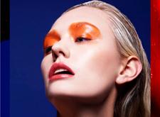 最新影楼资讯新闻-榭嘉造型:一组炫酷的时尚彩妆