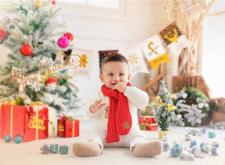 最新影楼资讯新闻-各种形式的圣诞主题摄影作品