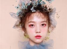 最新影楼资讯新闻-森系梦幻新娘造型:少女的梦