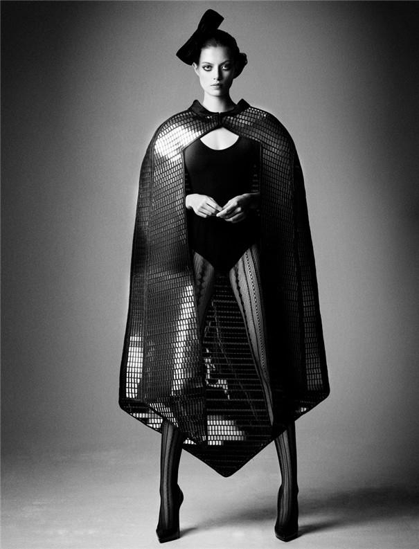 摄影师David Benoliel:性感的时尚写真