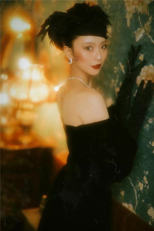 时光滤镜:90年代怀旧港风写真