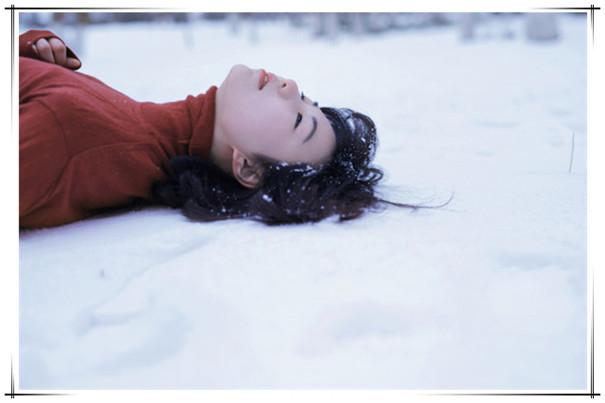 摄影教程:雪天这样拍妹子,她会爱上你!