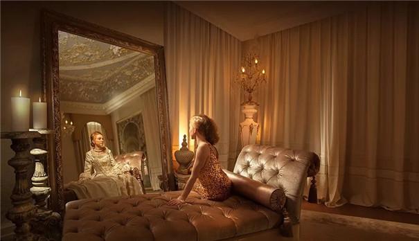 热爱艺术史的摄影师:迷失在光、色、氛围里